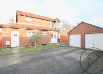 Thumbnail 5 bed detached house for sale in Village Close, Newton Aycliffe