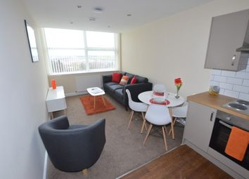 Thumbnail 2 bed flat to rent in Pontefract