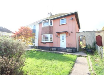 Thumbnail 3 bed semi-detached house for sale in Firlands Road, Torquay