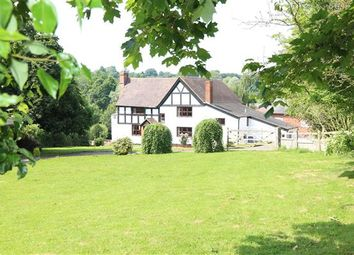 Thumbnail 4 bed detached house for sale in Much Marcle, Gamage House Farm, Lyne Down, Much Marcle, Ross-On-Wye