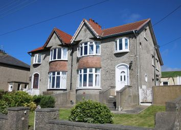 Thumbnail 4 bed semi-detached house for sale in The Chase, Ballakillowey, Colby, Isle Of Man