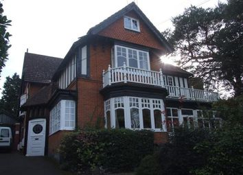 Thumbnail 2 bedroom flat for sale in Meyrick Park Crescent, Bournemouth