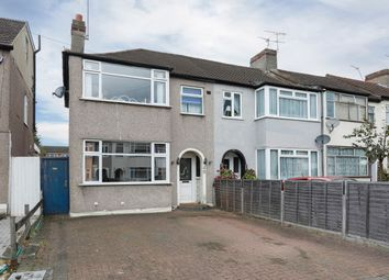 Thumbnail 3 bed end terrace house for sale in Tysoe Avenue, Enfield