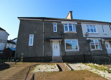 Thumbnail 2 bed flat for sale in Kirkview Avenue, Shotts, Lanarkshire