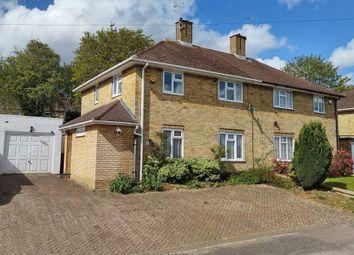 Thumbnail 3 bed semi-detached house for sale in Lindlings, Hemel Hempstead