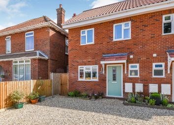 Thumbnail 4 bed semi-detached house for sale in Norwich Road, Dereham