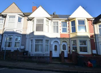 Thumbnail 3 bed property to rent in Walmer Road, Newport