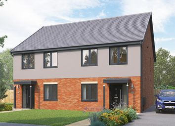 """Thumbnail 3 bed semi-detached house for sale in """"The Lorton"""" at Highfield Lane, Rotherham"""