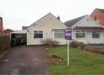 Thumbnail 2 bed semi-detached bungalow for sale in Truemans Heath Lane, Birmingham