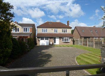 Thumbnail 4 bedroom detached house for sale in Park Lane, Frampton Cotterell, Bristol, Gloucestershire