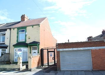 Thumbnail 3 bedroom end terrace house for sale in Chester Street, Middlesbrough
