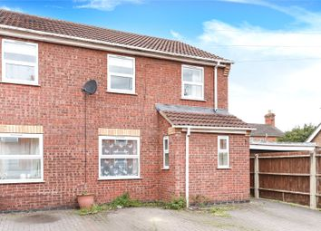 Thumbnail 3 bed end terrace house for sale in Castle Terrace Road, Sleaford