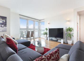 New Providence Wharf, Fairmont Avenue, London E14. 1 bed flat