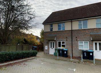 Thumbnail 2 bed end terrace house for sale in Elmwood Grove, Bennetts End, Hemel Hempstead, Hertfordshire