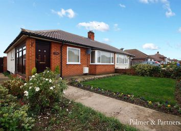 Thumbnail 2 bed semi-detached bungalow for sale in Tranmere Grove, Ipswich