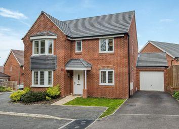 4 bed detached house for sale in Forsythia Way, Whitnash, Leamington Spa CV31