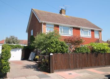 3 bed semi-detached house for sale in Oakleigh Close, Worthing BN11