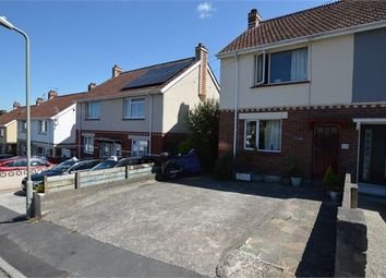 Thumbnail 3 bed semi-detached house for sale in Jubilee Road, Newton Abbot, Devon.