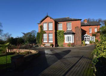 Thumbnail 6 bed detached house for sale in Delph House, Lancaster Lane, Parbold