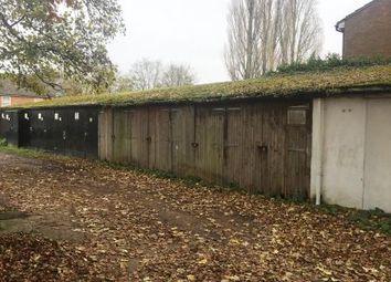 Thumbnail Parking/garage for sale in Garages Rear Of 47 Cambridge Road, Aldershot, Hampshire