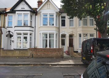 Thumbnail 3 bed terraced house to rent in Salisbury Avenue, Southend-On-Sea, Essex