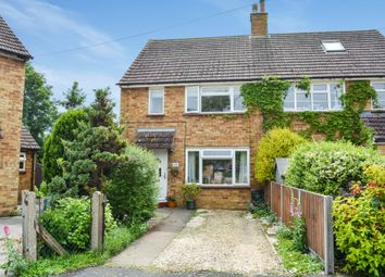 2 bed semi-detached house for sale in Giffard Way, Long Crendon, Aylesbury HP18