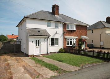 Thumbnail 4 bedroom semi-detached house for sale in Parsons Lane, Littleport, Ely, Cambs