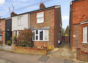 Thumbnail 3 bed semi-detached house for sale in Morton Road, East Grinstead