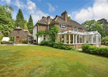 Thumbnail 4 bedroom detached house for sale in Copthorne Common, Copthorne, Crawley, West Sussex