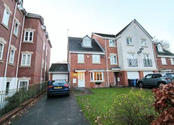 Thumbnail 3 bed end terrace house for sale in Oakwood Drive, Walkden, Manchester