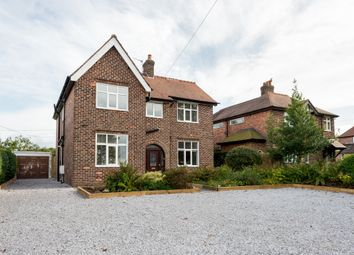 Thumbnail 4 bed detached house for sale in Crossfield, West Lane, Lymm