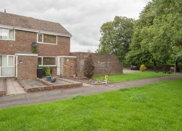 Thumbnail 2 bed end terrace house for sale in Saffron Close, Royal Wootton Bassett, Swindon