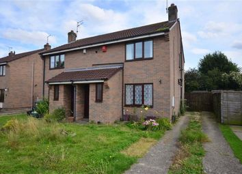 Thumbnail 3 bed semi-detached house for sale in Pinewood Drive, Camblesforth, Selby