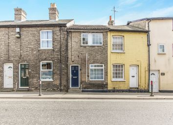 Thumbnail 3 bedroom terraced house for sale in Cross Street, Sudbury