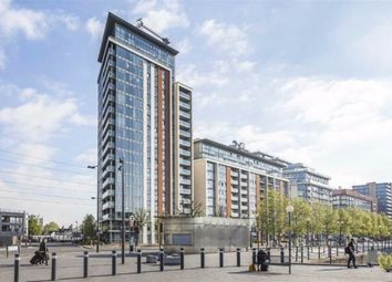 Thumbnail 2 bed flat to rent in Western Gateway, Royal Victoria