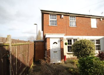 Thumbnail 2 bed semi-detached house for sale in The Ridgeway, Burbage, Hinckley