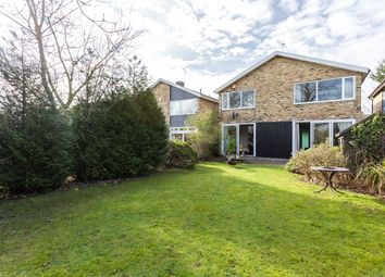 Thumbnail 4 bed detached house for sale in Badgers Walk, New Malden