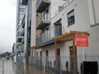 Thumbnail 1 bed flat to rent in Estern Avenue, Gants Hill