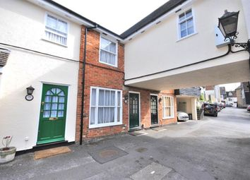 Thumbnail 1 bed terraced house to rent in The Old Maltings, Bishops Stortford, Herts