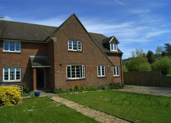 Thumbnail 4 bed semi-detached house for sale in The Willows, Ogbourne St Andrew, Marlborough