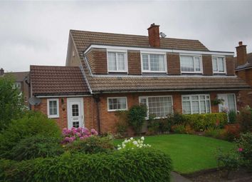 Thumbnail 3 bedroom semi-detached house to rent in Windmill Drive, Northowram, Halifax