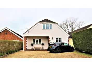Thumbnail 4 bed detached bungalow for sale in Abingdon Road, Abingdon
