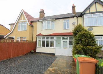 Thumbnail 3 bed terraced house for sale in Nightingale Road, Carshalton