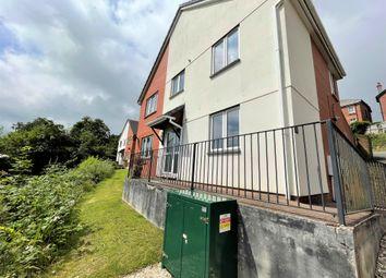 Thumbnail 1 bed flat for sale in Pendruccombe Gardens, Tavistock Road, Launceston