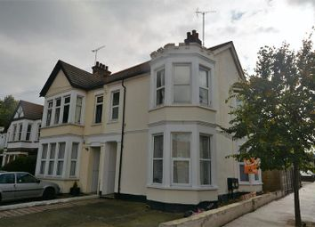 Thumbnail 2 bed flat to rent in Harcourt Avenue, Southend-On-Sea