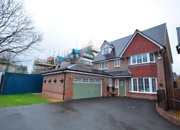 Thumbnail 5 bedroom detached house for sale in Broadmeadow Drive, Hyde