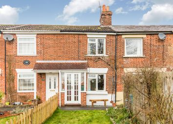 Thumbnail 2 bed terraced house for sale in Pitmore Road, Allbrook, Eastleigh