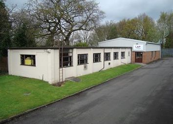 Thumbnail Light industrial to let in Unit 12 Excalibur Industrial Estate, Field Road, Alsager, Stoke On Trent, Staffordshire
