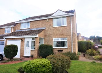 Thumbnail 4 bed detached house for sale in Meadway Drive, Newcastle Upon Tyne