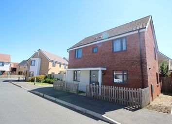 Thumbnail 3 bed detached house to rent in Ellis Close, Wootton, Bedford